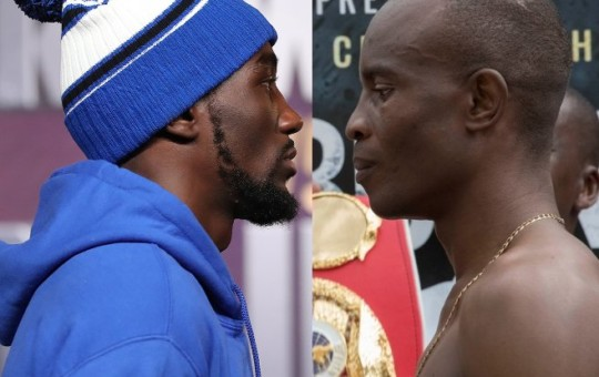 Julius Indongo is Ready To Fight Terence Crawford, Broner Too