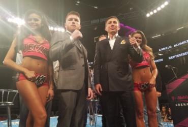 WBO Prez: De La Hoya Picked Perfect Moment For Canelo-Golovkin