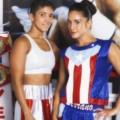 Hermanas Serrano comprometidas con la historia deportiva boricua