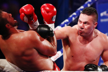 Joseph Parker beats Razvan Cojanu on points in heavyweight title defense
