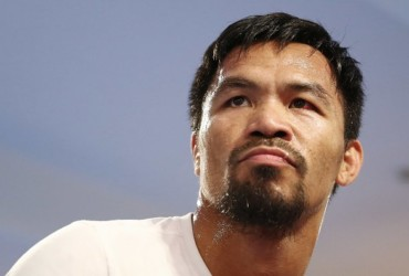 Pacquiao: I'm totally focused for this fight