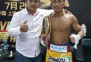 Sho Kimura knocks out Zou Shiming to claim WBO crown