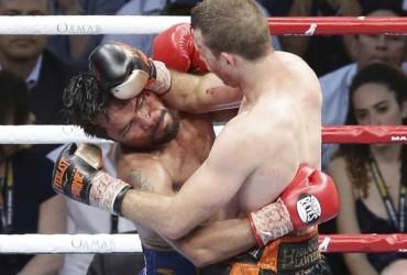 Jeff Horn reacciona a la polémica victoria contra Pacquiao