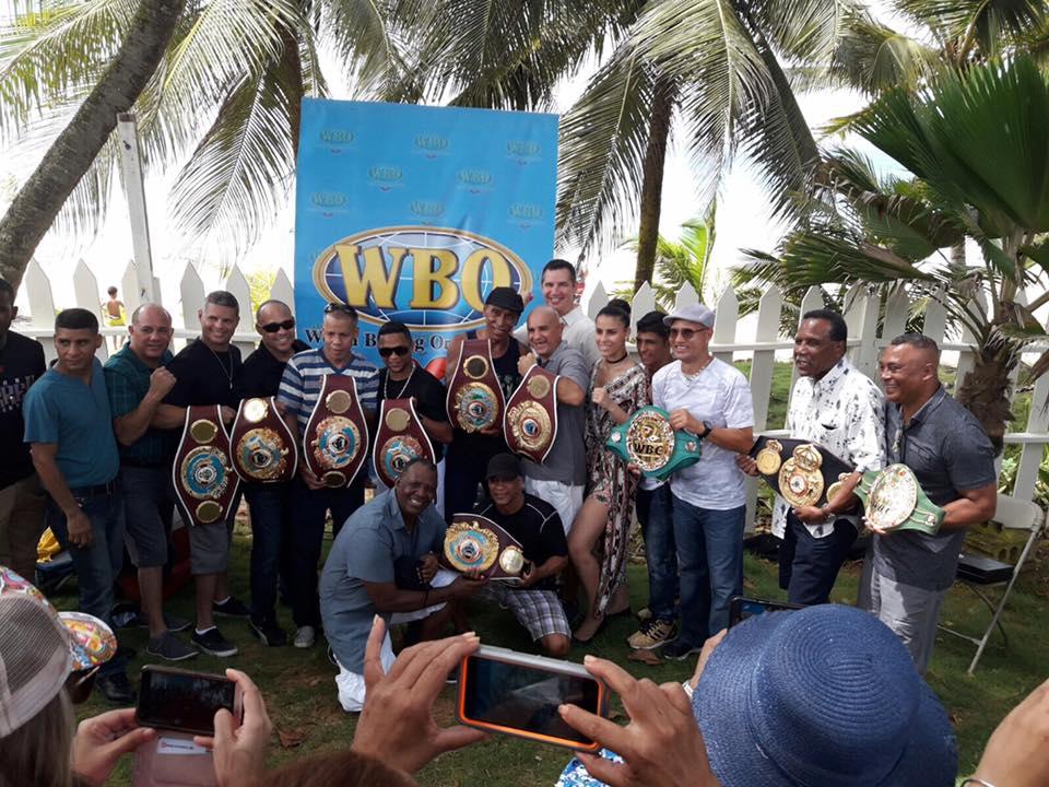 Campeones Boxeo Puerto Rico