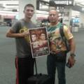 Martinez hits Kissimmee, FL
