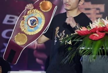 Photos: Zou Shiming, Sho Kimura – Face To Face at Final Presser
