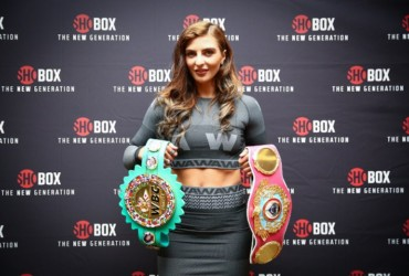 Christina Hammer: Claressa Shields is NOT as Good as Me!