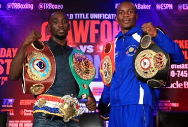 Terence Crawford-Julius Indongo: Risk All Around