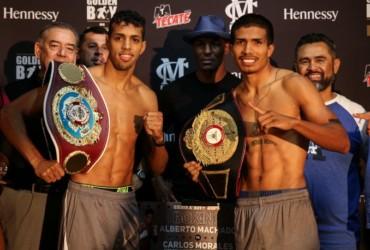 Photos: Alberto Machado, Carlos Morales – Ready For War
