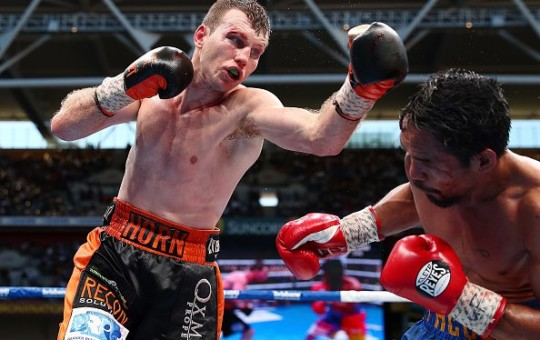 """Jeff Horn Can't Wait To Prove Point By """"Beating Pacquiao Again!"""""""