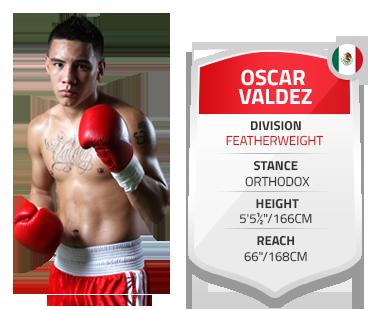 Oscar Valdez
