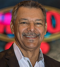 Richard De Cuir (Vice-President/Chairman of North American Boxing Organization)