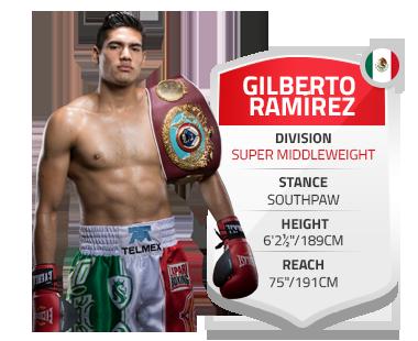 Gilberto Ramírez