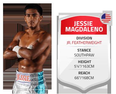 Jessie Magdaleno