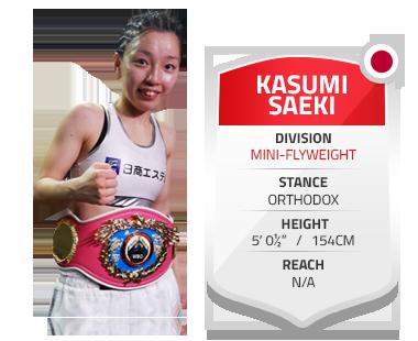 Kasumi Saeki