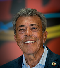 Genaro Rodriguez (Third Vice-President)