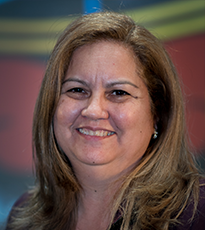 Diana Melendez (NABO/Intercontinental Executive Director)