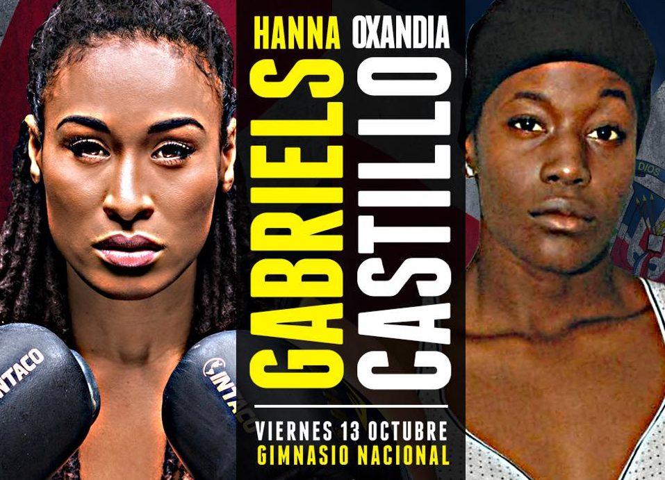 Hanna Gabriels vs. Oxandia Castillo