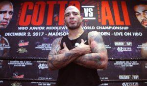 Cotto vs. Ali Boxing