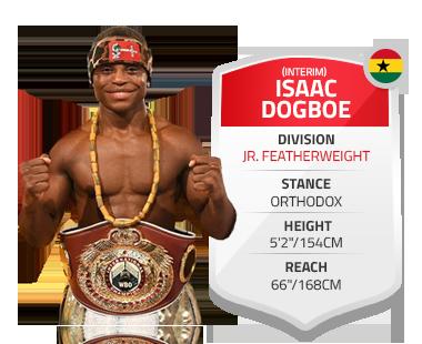 Isaac Dogboe
