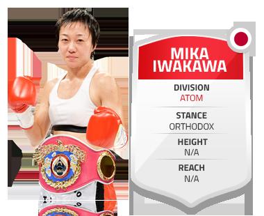 Mika Iwakawa  Atom