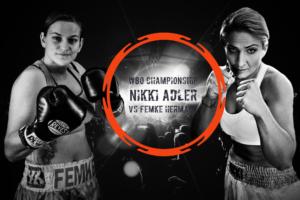 Nikki Adler vs. Femke Hermans
