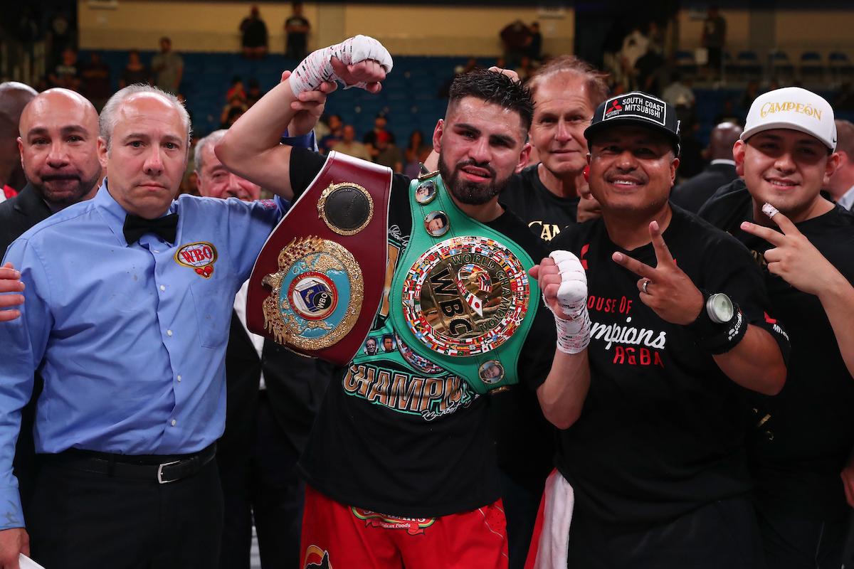 WBO | José Carlos Ramirez is the new Unified WBO Jr. Welterweight ...