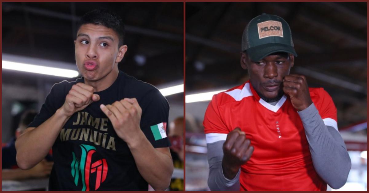WBO | WBO World Championship: Jaime Munguia vs. Patrick Allotey Los Angeles media workout quotes ...