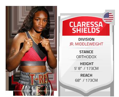 Claressa Shields